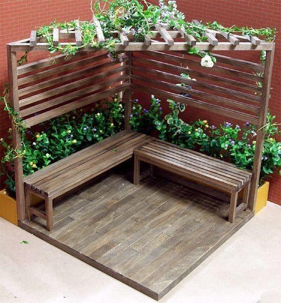 Подборка оригинальных идей для озеленения двора или дачи
