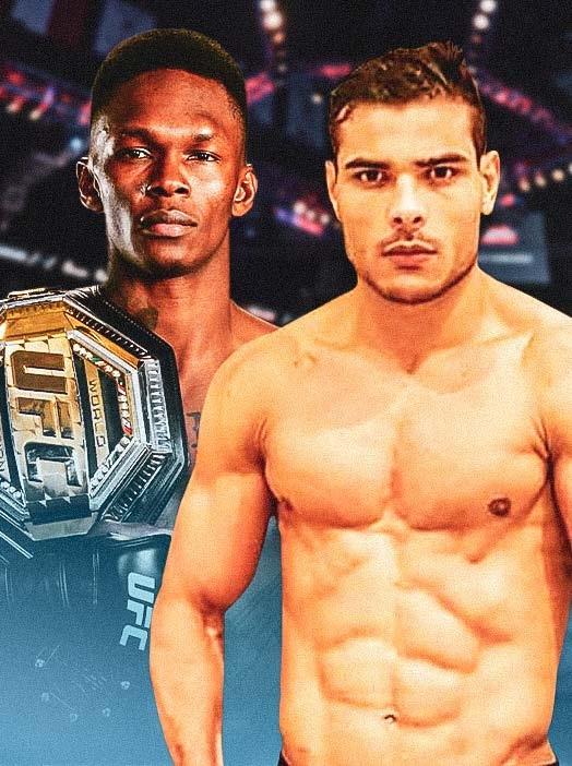 Адесанья — Коста, Рейес — Блахович, Тухугов — Даводу. Прогнозы на UFC 253