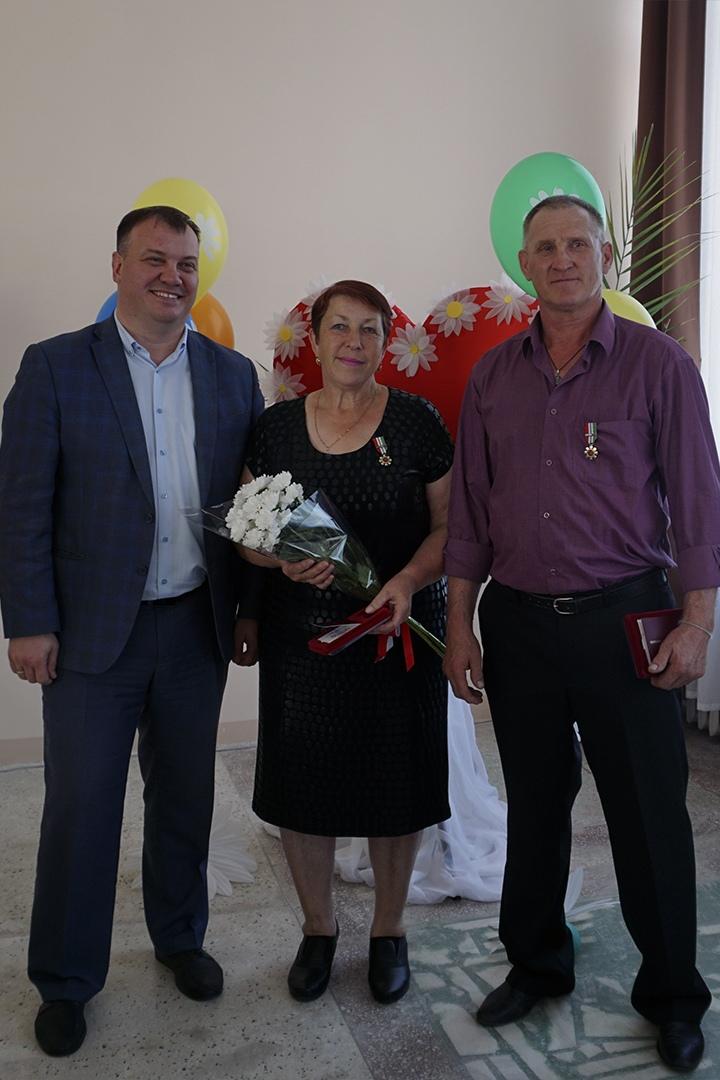 Владимиру Сергеевичу и Татьяне Михайловне Орловым