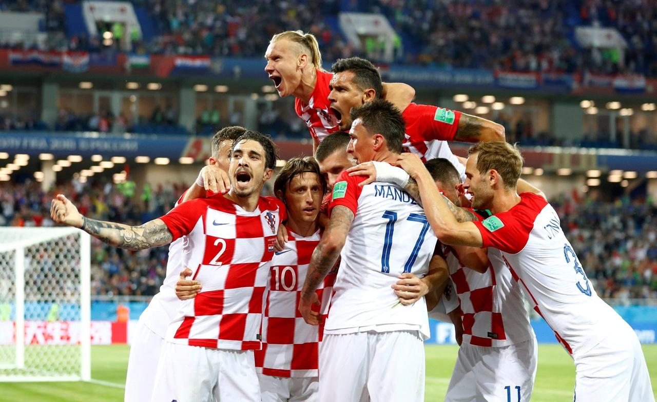 Сборная Хорватии, Чемпионат мира 2018