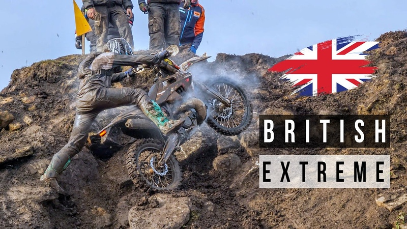 British Extreme Enduro 2020 Round 2 Cowm Leisure 🏆 Billy Bolt