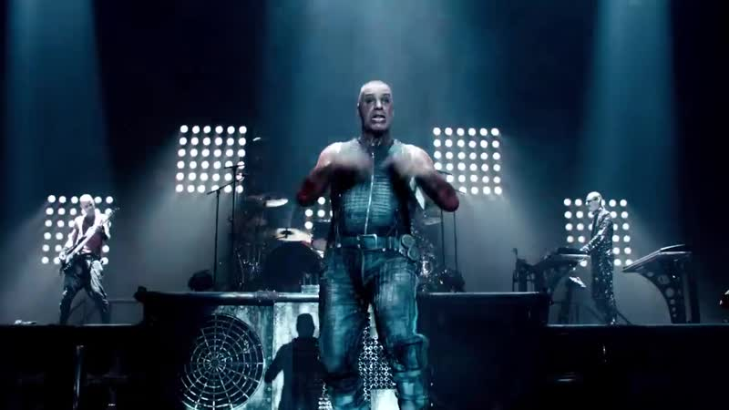 Rammstein-Du Hast.(Live Paris 2017г.).