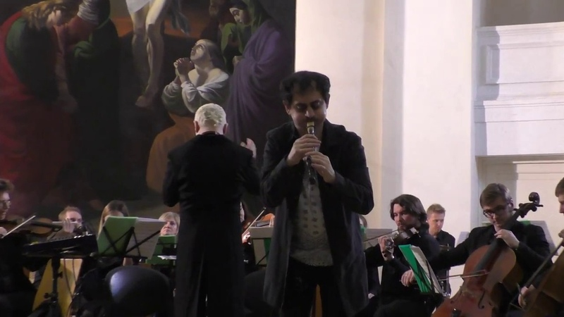 БОМБА Кукушка Цоя на дудуке с оркестром покорила зал