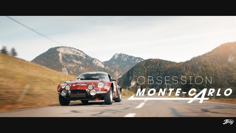Obsession Monte Carlo Alpine A110 Group 4 rally car English Sub