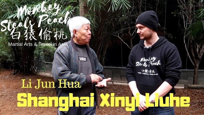 80 Yr Old Master Introduces Shanghai Style Xinyi Liuhe Quan - Exploring Xingyi Quan ep11
