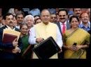 Arun Jaitley unveils reform plans for Indian Budget.