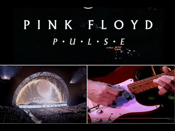 Pink Floyd - PULSE Live 1994 Remastered