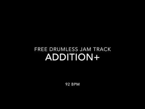 Addition 92bpm Drumless Jam Track in 4 4 HipHop Backing Track for Drums