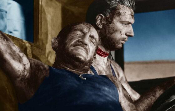 Видео к фильму Плата за страх 1952 Трейлер