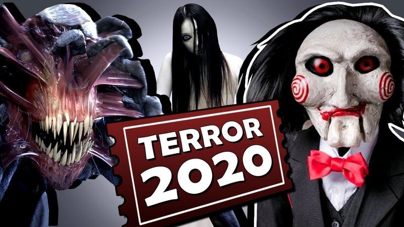 8 FILMES DE TERROR MAIS ESPERADOS DE 2020