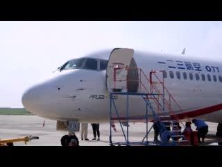 Крупнейшие китайские авиакомпании получили авиалайнеры ARJ21 отечественного производства