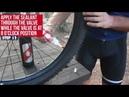 Joe's No Flats How to Mount Tubeless Tire with Joe's RideAir
