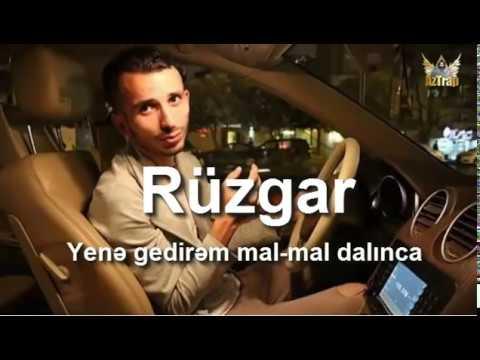 Rüzgar - Yenə gedirəm mal mal dalınca FreeRüzgar (lyrics)