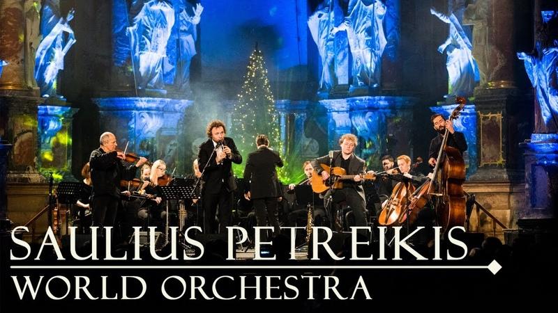 Saulius Petreikis ir Šv. Kristoforo koncertas Šv. Kotrynos bažnyčioje 2017 12 21