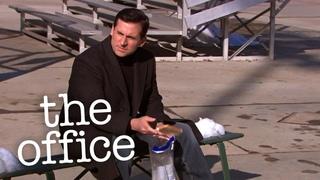 Michael Scott Feeding Birds For 10 Hours - The Office