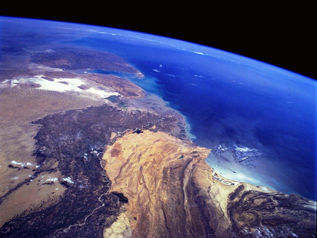 вытянутую фото земли из космоса американским астронавтом такой зарядки