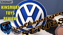 Volkswagen Series from Kinsmart - Diecast models cars Old and new models - Cool TV Unpack and Review