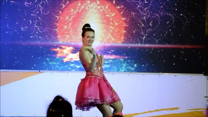 Шоу мыльных пузырей Фестиваль Спортленд