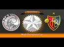 PES6 2nd Meski Champions Cup - Ajax vs Basel : Group H MD2