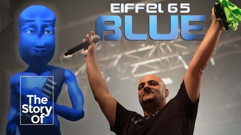 The Story of Blue Da Ba Dee by Eiffel 65