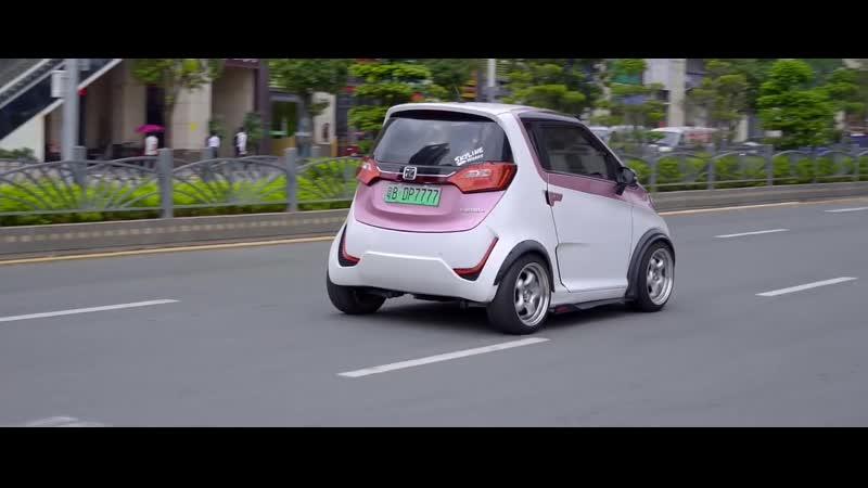 Public202744935 Электрокар Тест драйв Zotye E200 в Китае