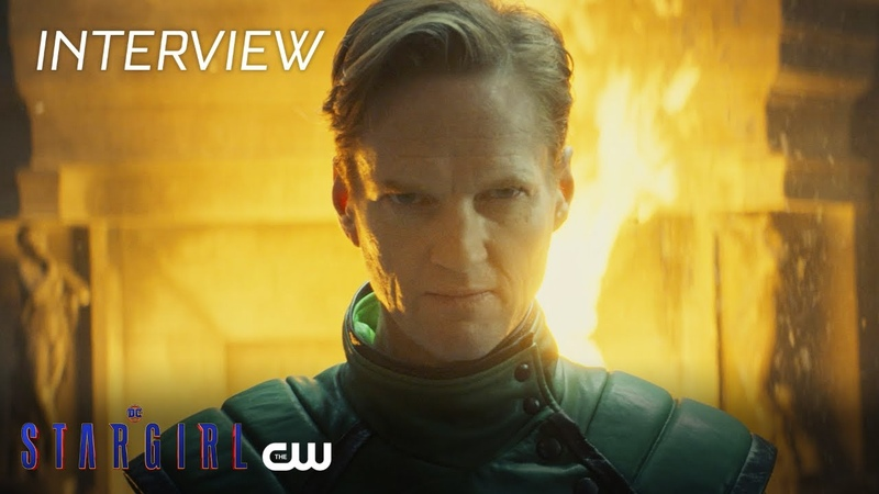 DC's Stargirl ISA Chat 1 The CW