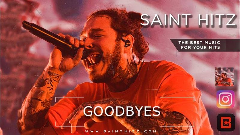 FREE BEAT | Saint Hitz - Goodbyes (Post Malone Type Beat) | Post Malone | New BEAT
