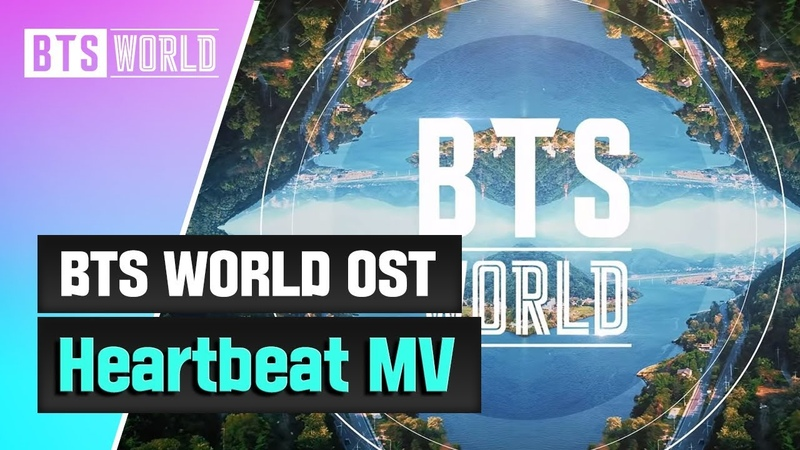 BTS 방탄소년단 'Heartbeat BTS WORLD OST ' MV