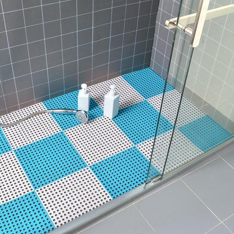 Противоскользящий мягкий коврик для ванной комнаты -