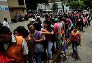 venezuelan people starving - 1000×688