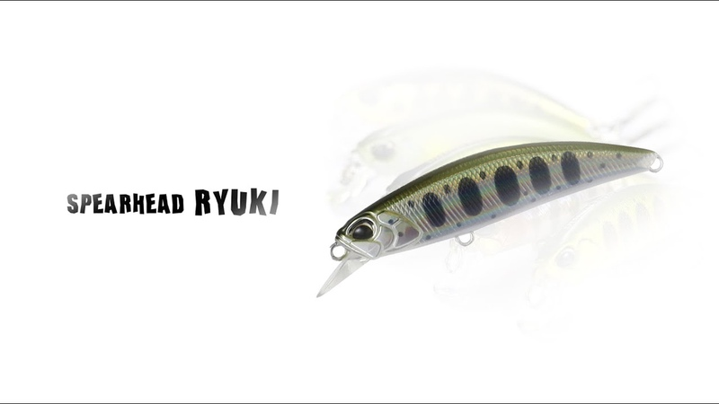 ФОРЕЛЬ НА ВОБЛЕР Duo spearhead ryuki 60s