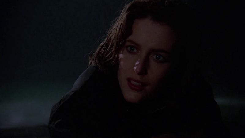 Ад не что иное как мечта о печёном яблоке Секретные материалы 1993 The X Files