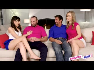 Diana Grace and Judy Jolie - Stepdaughter Makeover Muff [All Sex, Hardcore, Blowjob, Group]