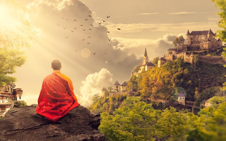 Картинки по запросу 33 урока философии буддизма, которые стоит усвоить как можно быстрее.