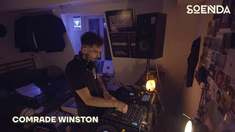 Comrade Winson @ Soenda Radio 2020
