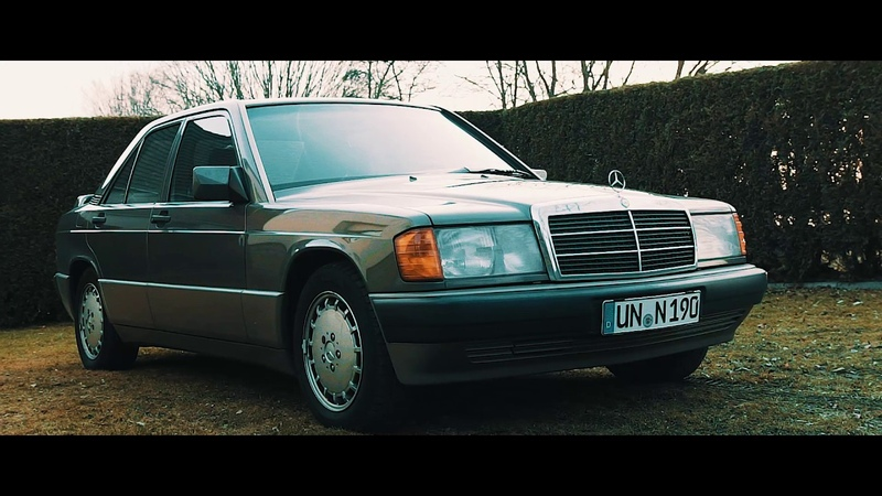 Mercedes Benz 190E W201 stock like sh*t
