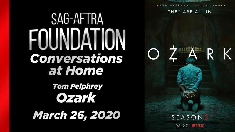 Conversations at Home with Tom Pelphrey of OZARK