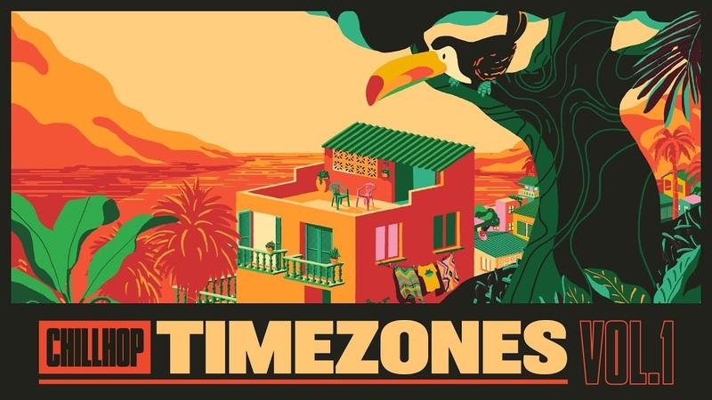Chillhop Timezones vol 1 Saudades do Tempo