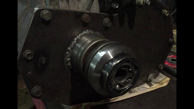 Stels 300b-Электро(переделка мотора)