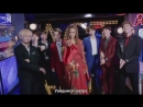 RUS SUB12.09.18 BTS and Tyra Banks Show Off Their Idol Dance Moves @ Americas Got Talent 2018