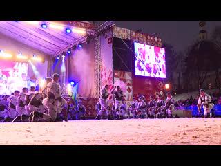 В Рязани отметили Зимний день ВДВ