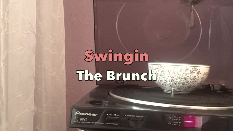 Swingin The Brunch с Яной