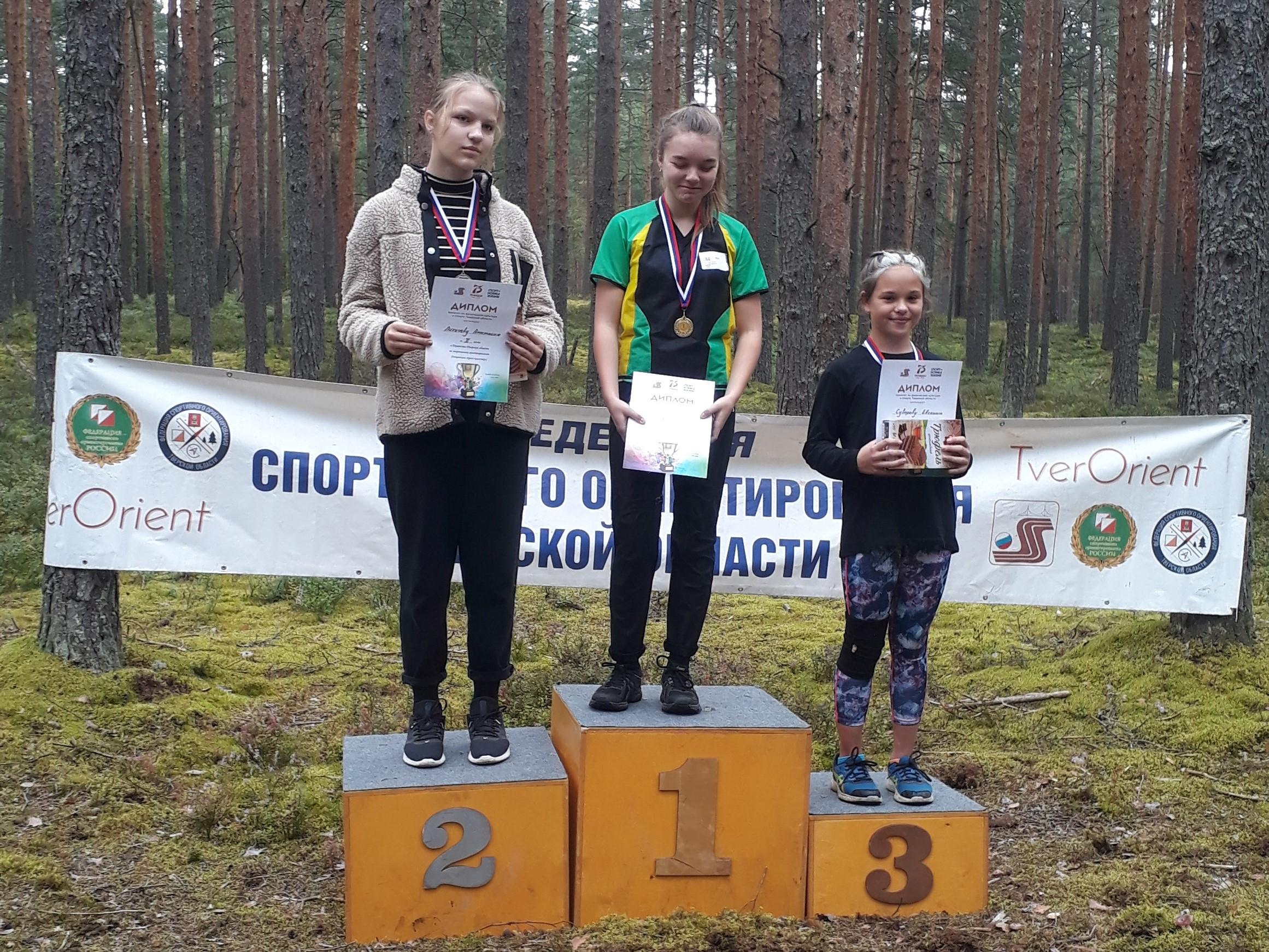 Лучших спортсменов по спортивному ориентированию определили в Тверской области
