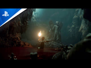 The Dark Pictures Anthology: House of Ashes | Анонсирующий трейлер | PS4