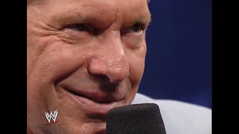Vince McMahon Directed by David Lynch