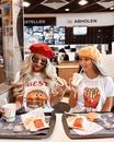 Жру бургер, потому что парни, не похожие на моделей Calvin Klein…
