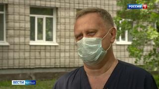 Алтайские врачи рассказали о состоянии детей с коронавирусом
