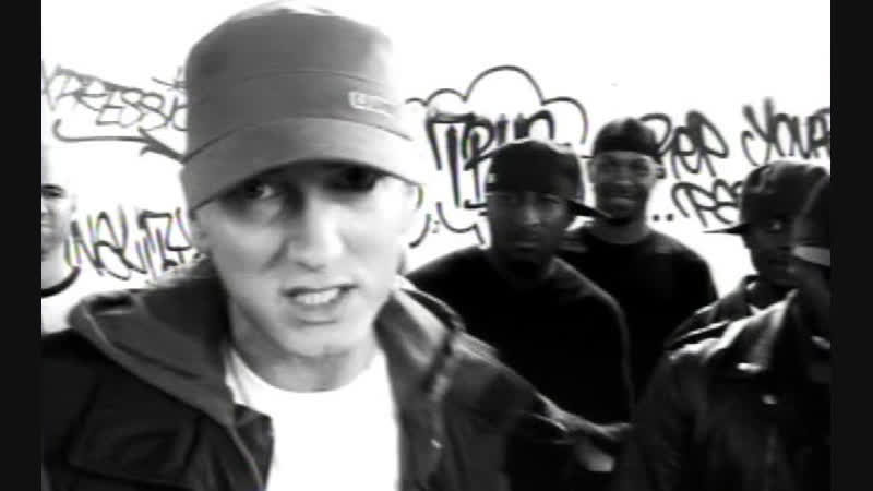 Mos Def Black Thought Eminem The Cypher BET Awards