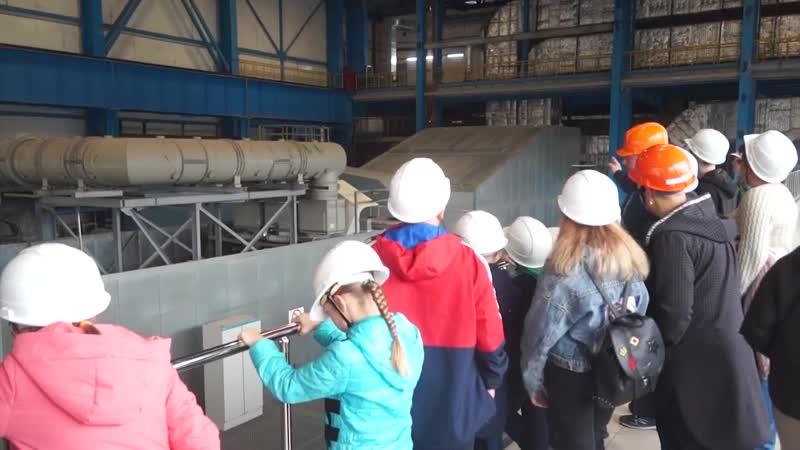 Что на работе делают родители-энергетики На Серовской ГРЭС состоялась серия экскурсий для детей