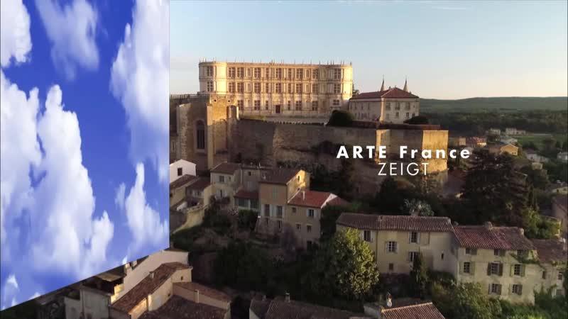 Invitation au voyage Madame de Sévigné à Grignan Australie Ukraine Arte 2020 04 08 16 30
